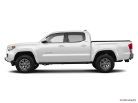 Certified 2017 Toyota Tacoma SR5 Double Cab 5' Bed V6 4x2 AT