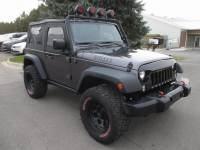 CERTIFIED PRE-OWNED 2014 JEEP WRANGLER SPORT 4WD