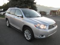 PRE-OWNED 2010 TOYOTA HIGHLANDER HYBRID LIMITED AWD