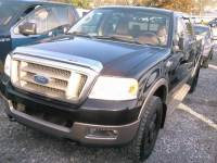 2005 Ford F-150 SuperCrew King Ranch Truck SuperCrew Cab