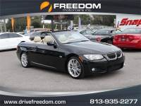 2012 BMW 3 Series 335i 2dr Convertible