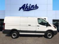 2017 Ford Transit Van T-250 130 Low Rf 9000 GVWR Swing-Out RH Dr
