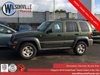 Pre-Owned 2007 Jeep Liberty Sport 4WD