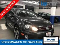 Certified Pre-Owned 2012 Volkswagen GTI Base FWD 2D Hatchback