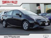 2016 Toyota Prius Three Hatchback Front-wheel Drive