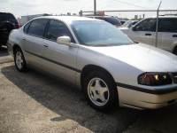2005 Chevrolet Impala 4dr Sedan