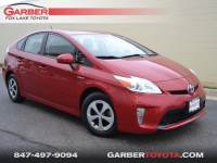 Certified Pre-Owned 2013 Toyota Prius Two FWD 5D Hatchback