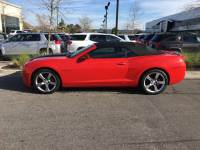 Pre-Owned 2011 Chevrolet Camaro 2LT Rear Wheel Drive Convertible