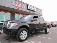 2012 Ford F-150 Super Crew 4x4 Lariat Leather NAV Loaded!