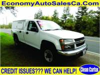 2012 Chevrolet Colorado 4x2 Work Truck 2dr Regular Cab Chassis