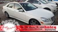 PRE-OWNED 2010 MERCEDES-BENZ E550 AWD