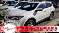 PRE-OWNED 2014 TOYOTA RAV4 XLE FWD SUV