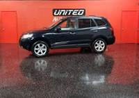 2008 Hyundai Santa Fe Limited 4dr SUV