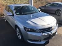 Certified Pre-Owned 2015 Chevrolet Impala 2LT Front Wheel Drive Sedan