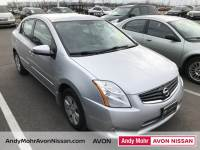 Pre-Owned 2011 Nissan Sentra 2.0 S FWD 4D Sedan