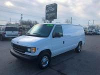 2000 Ford E-150 3dr Cargo Van