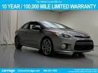 Pre-Owned 2015 Kia Forte Koup SX FWD 2D Coupe