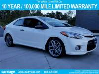 Pre-Owned 2016 Kia Forte Koup SX FWD 2D Coupe