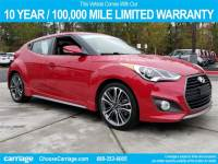Pre-Owned 2016 Hyundai Veloster Turbo FWD 3D Hatchback