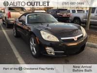 Pre-Owned 2007 Saturn Sky Base RWD 2D Convertible