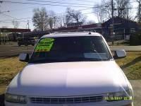 2002 Chevrolet Suburban 1500 LT 4WD 4dr SUV