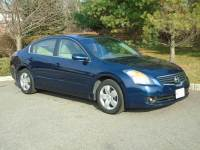 2008 Nissan Altima 2.5 4dr Sedan