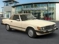 Pre-Owned 1987 Mercedes-Benz 500 560 SL RWD 2D Convertible