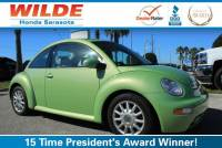 Pre-Owned 2004 Volkswagen New Beetle 2dr Cpe GLS Auto 2dr Car