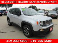 Certified Used 2016 Jeep Renegade Sport FWD Sport
