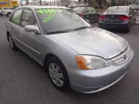 2003 Honda Civic EX 4dr Sedan