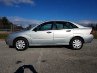2006 Ford Focus ZX4 S 4dr Sedan