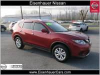 Used 2016 Nissan Rogue SV SUV Near Reading