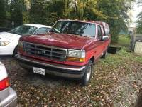 1992 Ford F-150 2dr XL Extended Cab LB