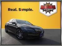 Certified 2015 Acura TLX TLX 2.4 Sedan San Antonio, TX