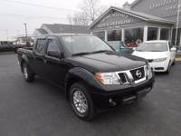 2014 Nissan Frontier 4x4 SV 4dr Crew Cab 6.1 ft. SB Pickup 5A
