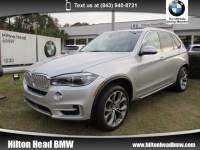 2015 BMW X5 xDrive50i xDrive50i SUV All-wheel Drive