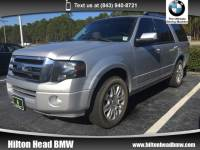 2013 Ford Expedition Limited * One Owner Trade In!!! * Navigation * Bac SUV 4x2