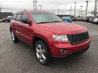 2011 Jeep Grand Cherokee Overland 4x4 4dr SUV