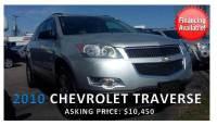 2010 Chevrolet Traverse AWD LS 4dr SUV