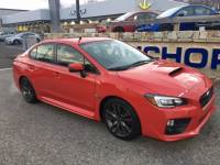 Used 2016 Subaru WRX LIMITED Sedan near Providence RI