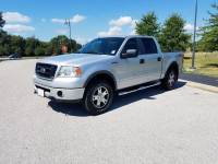 2008 Ford F-150 4x4 FX4 4dr SuperCrew Styleside 6.5 ft. SB