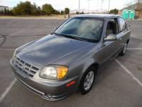 2003 Hyundai Accent GL 2dr Hatchback