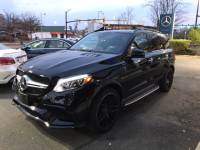 Certified Pre-Owned 2016 Mercedes-Benz GLE GLE63 S 4Matic SUV in Arlington, VA