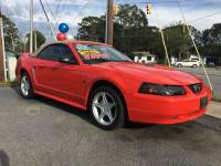 2000 Ford Mustang GT 2dr Convertible