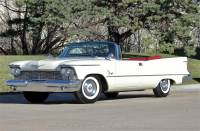 1958 Imperial Crown Convertible RARE!!!