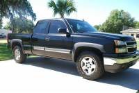 2006 Chevrolet Silverado 1500 Work Truck 4dr Extended Cab 4WD 8 ft. LB