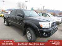 Used 2011 Toyota Tacoma PreRunner V6 Truck Double Cab For Sale in Albuqerque, NM