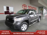 Certified 2015 Toyota Tundra SR 4.6L V8 Truck Double Cab in Albuquerque, NM