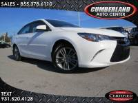 PRE-OWNED 2015 TOYOTA CAMRY SE FWD 4DR CAR