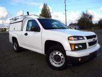 2012 Chevrolet Colorado 4x2 Work Truck 2dr Regular Cab